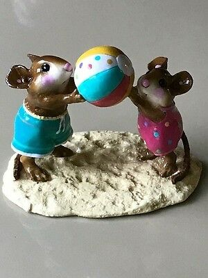 Wee Forest Folk Having a Ball, Limited Edition