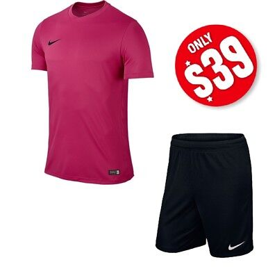 6x Nike Park Soccer Kit- Pink- $234.00- SALE $39.00 each