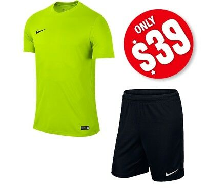 6x Nike Park Soccer Kit- Volt- $234.00-  SALE $39.00 each-