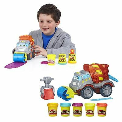 Play-Doh Max the Cement Mixer-New