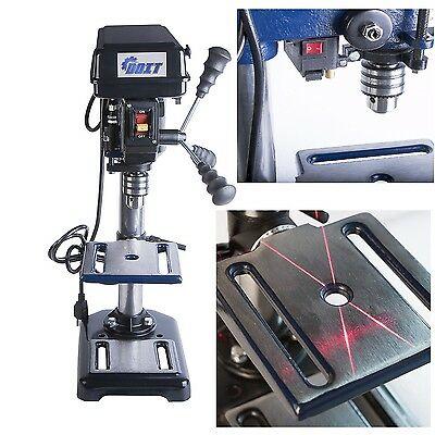 New Bench Top Mini Drill Press 5 Speed for Wood or Metal Hobby Table Top 8 Inch