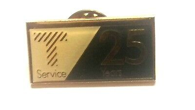 Transperth 25 Years Service  Badge / Pin Marked Sheridan