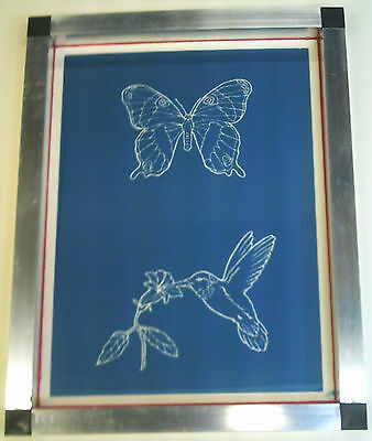 Screen Printing - Art To Screen - A3 Size New Ready for you to print