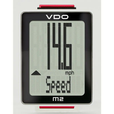 VDO M2.1 WR Bike Cycle Computer