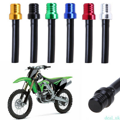 Motorbike Parts Fuel Tank Cap CNC Dirt Quad Bike Cap Valve Vent Breather Tube