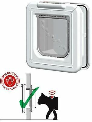 Cat Mate Elite MicroChip Cat Flap Door Timer Control 4 Way Locking 355W