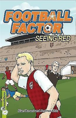 Seeing Red by Alan Durant (Paperback, 2013)-9780750279819-G047