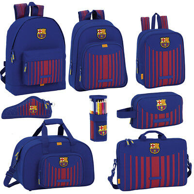 FC Barcelona 17/18 Backpack Rucksack Travel Sports School Laptop Bag OFFICIAL