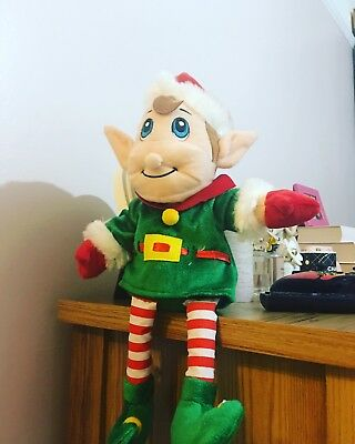 Own Ozzy's friend- Build a Bear, stuff your own elf soft toy