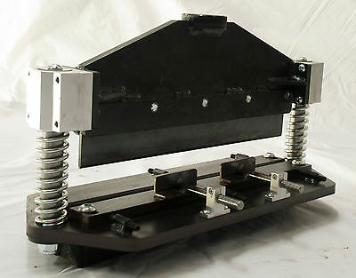 Press Brake attachment for hydraulic press- metal folder bender- 400mm width