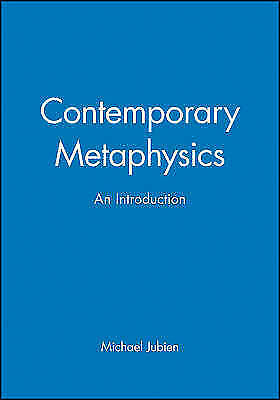 A Contemporary Metaphysics: An Introduction by Michael Jubien-9781557868596-G047
