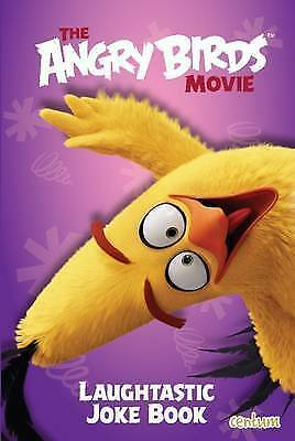 Angry Birds Joke Book by Centum Books (Paperback, 2016)-9781910916247-G048
