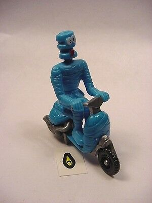 Kinder Surprise Egg Monster Mummy on Scooter (Lot#KS30) Ferrero Magic '2000