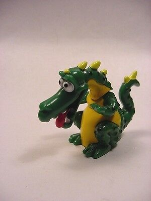 Kinder Surprise Egg Toy Monster Dragon (Lot #KS20) Ferrero Magic Candy '2000