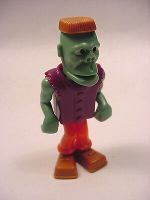 Kinder Surprise Egg Toy Monster Frankenstein (Lot #KS05) Ferrero Magic '2000