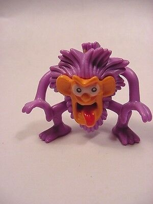 Kinder Surprise Egg Toy Monster Hairy Crazy Dude (Lot #KS10) Ferrero Magic '2000