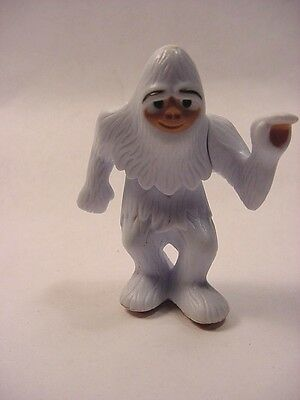 Kinder Surprise Egg Toy Monster Yeti Snowman (Lot #KS04) Ferrero Magic '2000