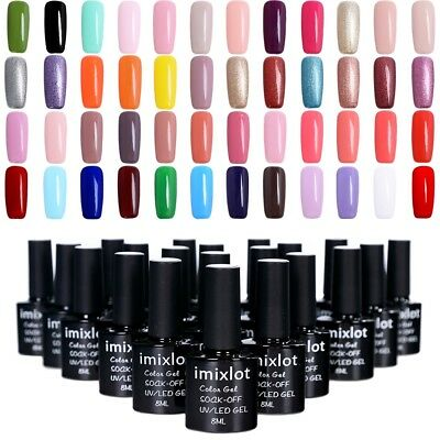 Classique Vernis à Ongles Gel Polish Nails UV LED Semi Permanent Manucure 8 ML