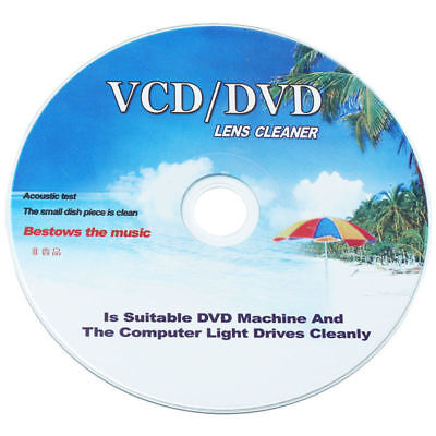 DVD/CD/VCD Disc Scratch Remover Skipping Kit Lens Cleaner+Cleaning fluid X1 Set