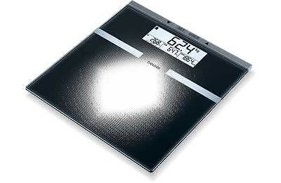 Beurer BG21 Glass Diagnostic Scale - Black. From the Official Argos Shop on ebay