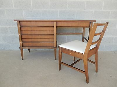 KENT COFFEY SIMPLICITE Mid-Century Modern Desk & Chair ...
