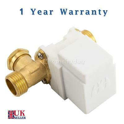 """1/2"""" Electric Solenoid Valve For Water Air N/C Normally Closed AC 220V"""