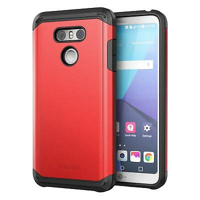 For LG G6 Case Shockproof Premium Tough Cover Protection impact armor Holder
