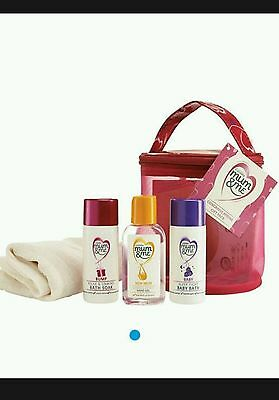 Cussons Mum & Me Bump Congratulations Gift  Pack  X 3