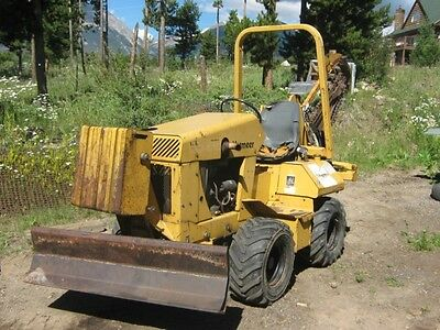 2005 Vermeer Trencher. Rt350 Runs Good And Works Like It Should.  Colorado