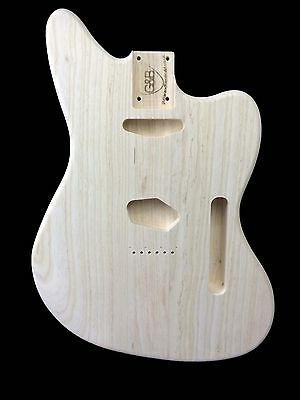 Guitar Body /Jaguar/ Telecaster /Swamp Ash/2 piece /2 kg/A3642