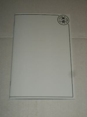 THE OLD GUARD #1 Image 25th Anniversary Blind Box Blank Coverr Variant