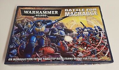 Warhammer 40000 Battle for Macragge (Incomplete)
