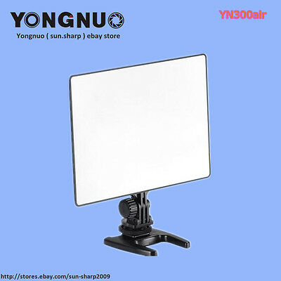YONGNUO YN300 AIR Pro LED Camera Video Light For Canon