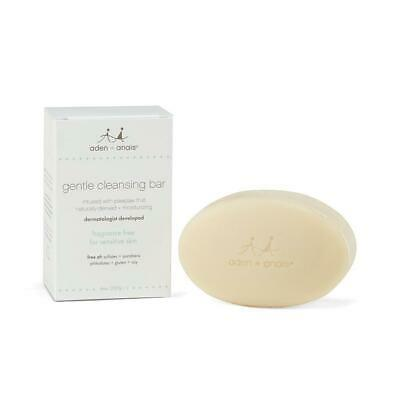 Aden + Anais Mother & Baby Gentle Cleansing Bar Unscented