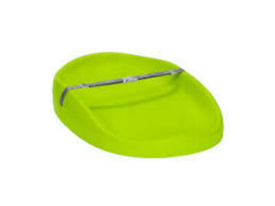 NEW Bumbo Baby Changing Pad/Mat - Lime