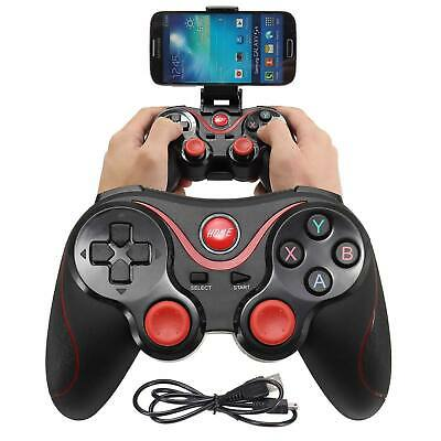Wireless Bluetooth Gamepad Controller for Android TV Box Cell Phone Tablet PC US