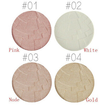 4Colors Skin Beauty Makeup Highlighter Face Shadows Glow Kit Powders