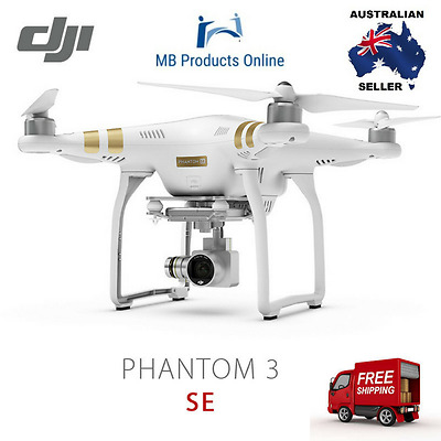 DJI Phantom 3 SE Drone With 4K HD Camera & Gimbal RC Helicopter Brand New P3 GPS