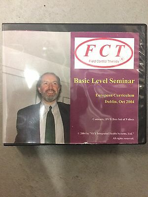 FCT Field Control Therapy Yurkovsky Basic Seminar DVDs Applied Kinesiology