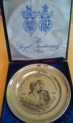 The Royal Anniversary Plate