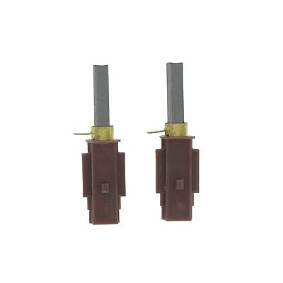 Compatible Numatic 2311480 Henry Hetty Motor Carbon Holder Brushes 2 Pack A0155