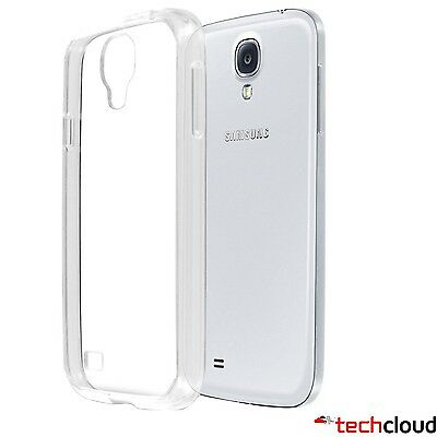 TPU Silicone Gel Soft Clear Slim Transparent Case Cover For Samsung Galaxy S4
