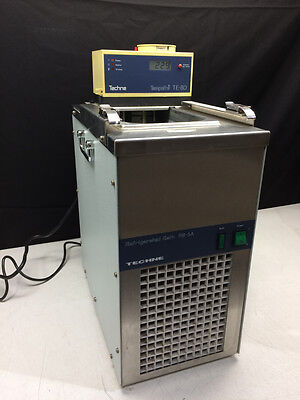 Techne RB-5A Circulating 7L Chiller Bath Refrigerated w/ TE-8D Thermoregulator