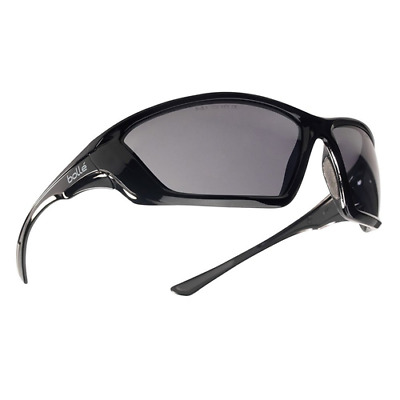 ba63c7603c Bolle SWAT Tactical Protective Safety Sunglasses Black w  Polarized Lenses  40139