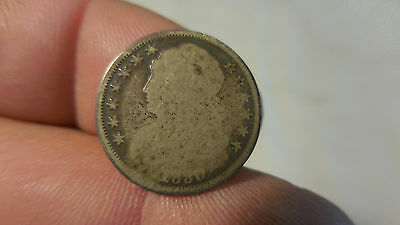 1830 Capped Bust Dime