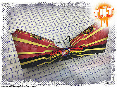 Flash Gordon Custom Metal Apron Mod