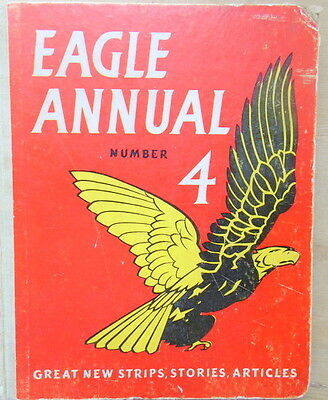 Eagle annual/book number 4