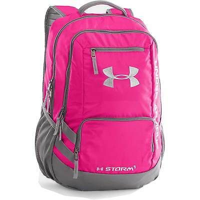 Under Armour Storm Team Hustle All Sport Backpack 1272782-654 Pink