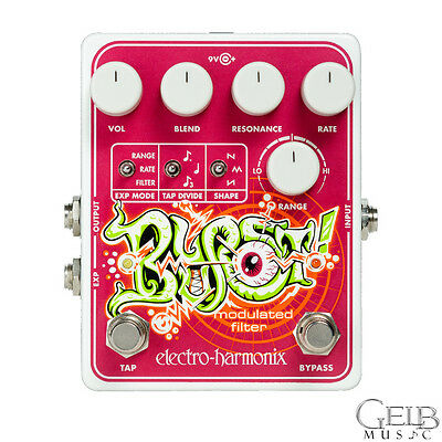 Electro-Harmonix Blurst Modulated Filter Effect Pedal - BLURST