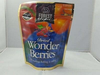 Dried Wonder Berries  - Forest Feats -175 G - For Snacking,baking & Cooking